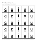 Guided Reading Literacy Kit letter tiles