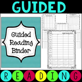 Guided Reading Binder - Reading Rotations and Literacy Wor