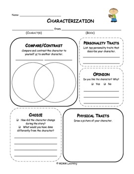 Guided Reading Literary Elements and Comprehension with Graphic Organizers