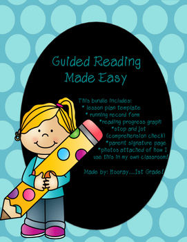 Guided Reading Made Easy!
