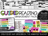 Guided Reading Management Pack with Timers