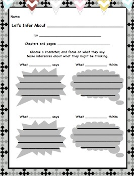 Guided Reading Mega Packet - Close Reading, Higher Order Thinking 2nd-4th