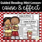 Guided Reading Mini-Lesson: Cause & Effect (Intermediate Grades)