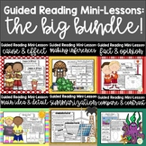 Guided Reading Mini-Lessons: Bundled Set (Intermediate Grades) - GROWING BUNDLE!