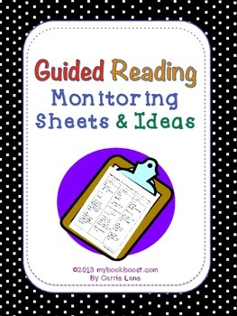 Guided Reading Monitoring