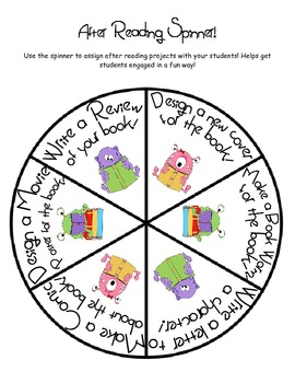 Guided Reading Monster Packet