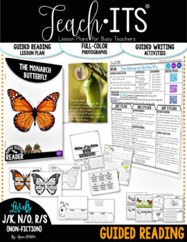 Guided Reading - NON-FICTION Vol. 1