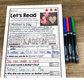 Guided Reading-Nonfiction All Year Text Evidence Readers
