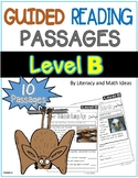 Guided Reading Nonfiction Passages Level B