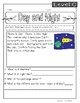 Guided Reading Nonfiction Passages Level C