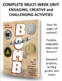 Steve Sheinkin's YA book, BOMB- A Nonfiction Guided-Reading Unit