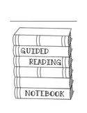 Guided Reading Notebook Cover