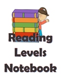 Guided Reading Notebook for teachers