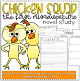 Guided Reading Critical Thinking Novel Study - Chicken Squad