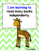 Guided Reading Objective Cards For Fluent Readers