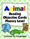 Guided Reading I Can Cards For Fluent Readers