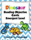 Guided Reading I Can Cards for Emergent Readers