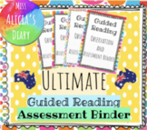 Guided Reading Observation and Assessment Binder (Australi