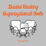 Guided Reading Organizational Tools {For Grades 5-8}