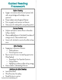 Guided Reading Overview Bookmark