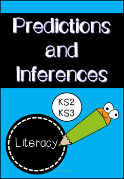 Predictions and Inferences (Upper Elementary/Middle)