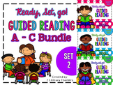 Guided Reading Pack: A Complete Set Levels A - C BUNDLE *SET 2*