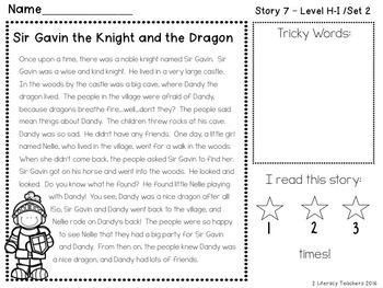 Guided Reading Pack: A Complete Set Levels D-I BUNDLE *SET 2*