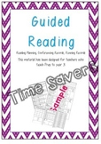 Guided Reading Pack-Planning Sheets, Records