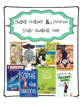 Guided Reading Pack for older students