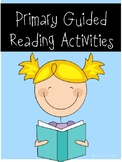 Guided Reading Pack {teaching cues}