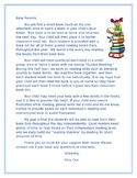 Guided Reading Parent Letter EDITABLE