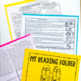 Guided Reading Passages Bundle: Level K-M (Fiction and Non Fiction Editions)