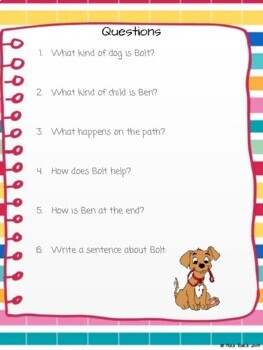 Guided Reading Decodable Phonics Stories & Activities Short Vowels - Levels A-D