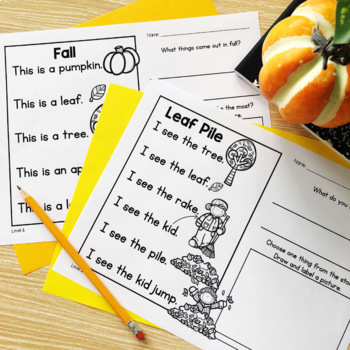 Guided Reading Passages Combo Bundle: Regular & Seasonal Editions {Level A-M}
