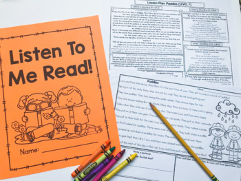 Guided Reading Passages Bundle: Seasonal Edition {Level E-J}