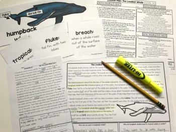 Guided Reading Passages: Level K (Non Fiction)
