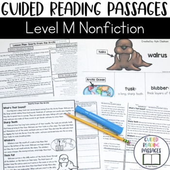 Guided Reading Passages: Level M (Non Fiction)