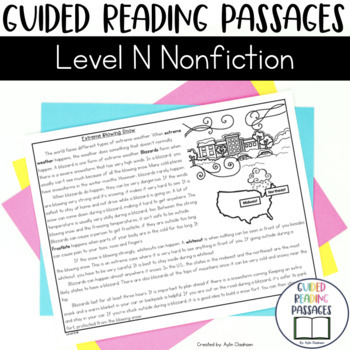 Guided Reading Passages: Level N (Non Fiction)