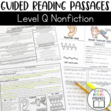 Guided Reading Passages: Level Q (Non Fiction)