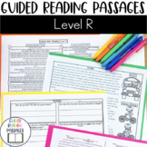 Guided Reading Passages: Level R