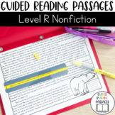 Guided Reading Passages: Level R (Non Fiction)