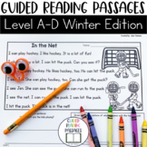 Guided Reading Passages: Winter Edition {Level A-D}