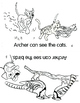 Guided Reading Pattern Text for beginning K Readers