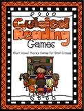 Guided Reading Phonics Games (Short Vowels & Ending Blends)