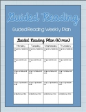 Guided Reading Plan (60 Minutes)