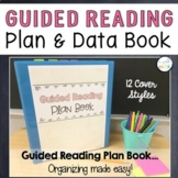 Guided Reading Binder   Planner   Data Collection