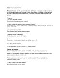 Guided Reading Plan in Spanish Level F