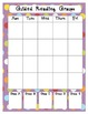Guided Reading Planner ~ Calendar & Group Pages
