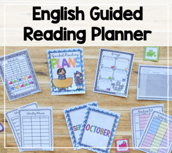 Guided Reading Planner (English Version)