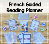 Guided Reading Planner (French Version) / La Lecture Guidée